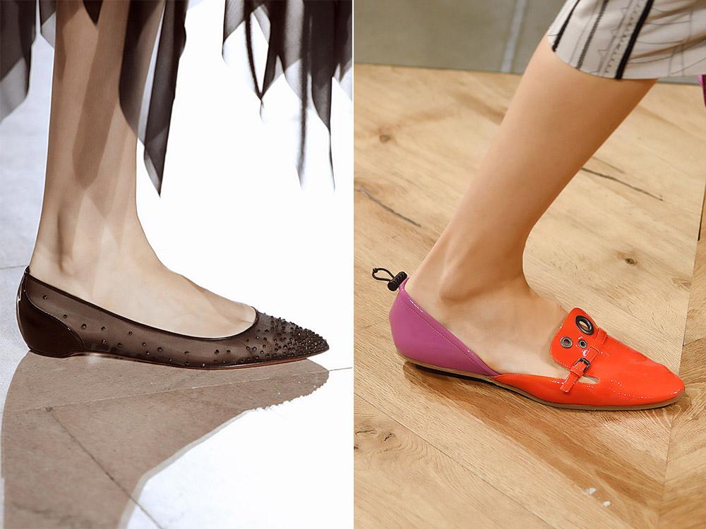 Мода на взуття в сезон весна-літо - 2016 Цікаве про взуття de969ebeecade