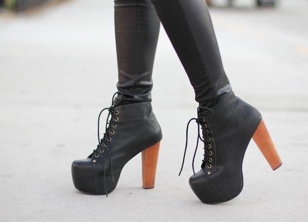 Як вибрати жіночі осінні туфлі  комфорт в будь-яку погоду Блог 0ea99db467453